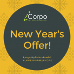 New Year's Offer Corpo 2020