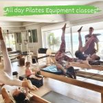 Pilates Equipment Classes!
